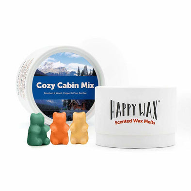 Cozy Cabin Mix Wax Melts
