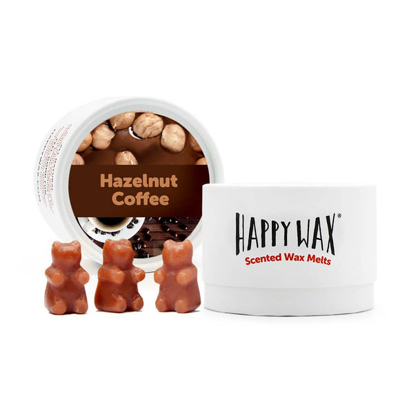 Hazelnut Coffee Wax Melts