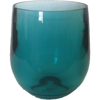 Acrylic Tumbler - Turquoise - Opal and Olive