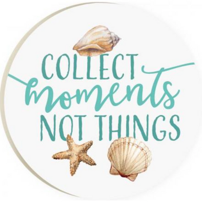 Collect Moments Car Coaster