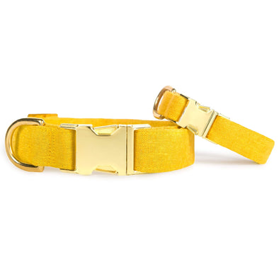 Sunflower Dog Collar - Medium