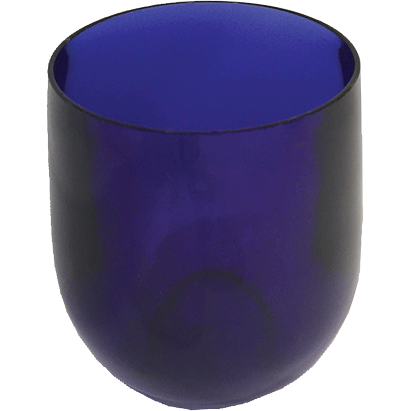 Acrylic Tumbler - Cobalt - Opal and Olive