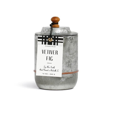 Homestead Candle - Vetiver & Fig