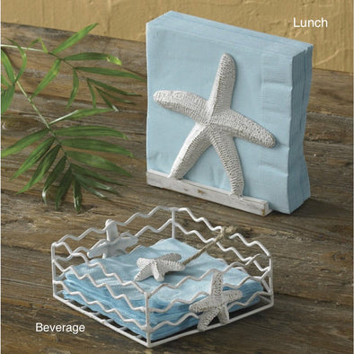 Starfish Lunch Napkin Holder