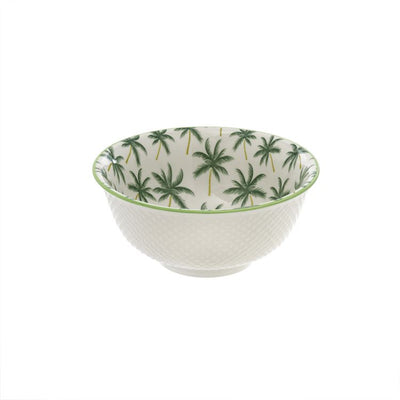 Tropical Palms Bowl M