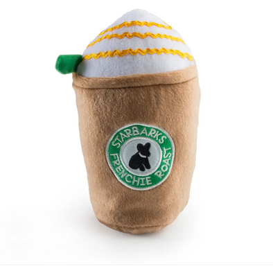 Starbarks Frap Dog Toy