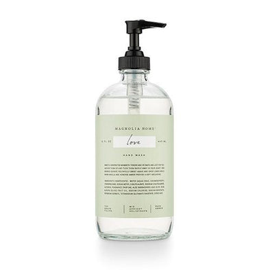 Glass Hand Wash - Love