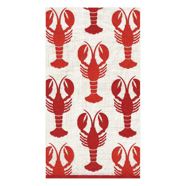 Guest Towel - Lobsters