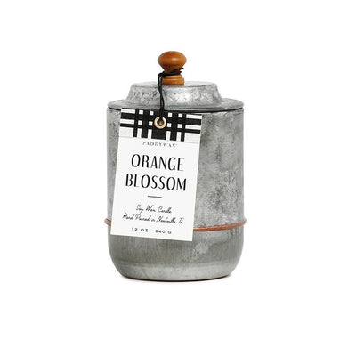 Homestead Candle - Orange Blossom