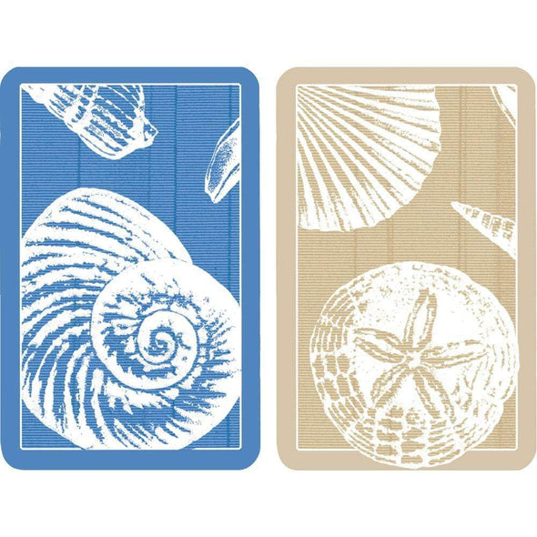 Shells - Playing Cards Large Print