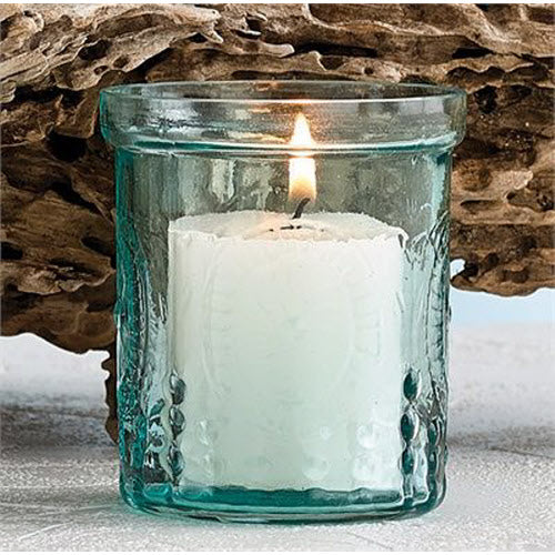 Votive Holder Blue