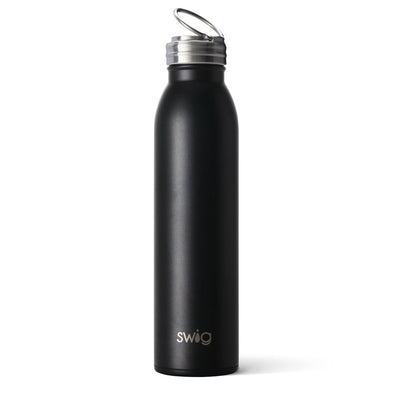 Bottle - Matte Black 20oz