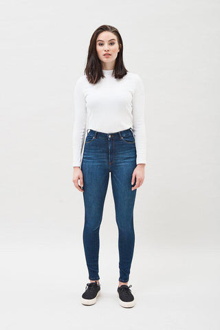 MOXY JEANS - Atlantic Dark Blue