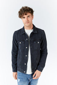 ROY JACKET - Night Workers Black