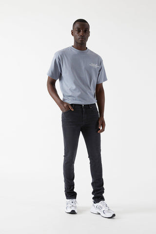 CHASE JEANS- Greyish black
