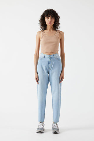 NORA JEANS - Superlight blue