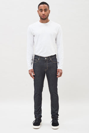 CLARK JEANS - Rinsed Blue