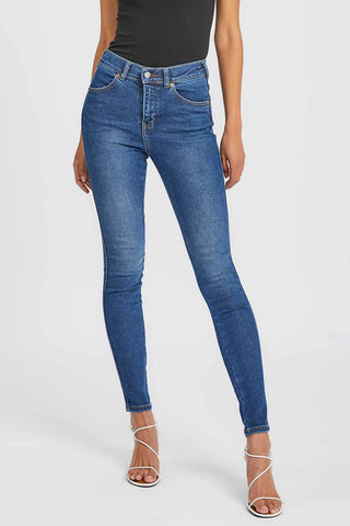 LEXY JEANS -  Westcoast Dark Blue