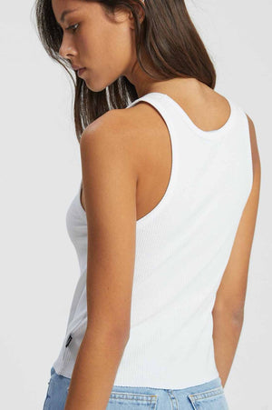DEMI TOP - White