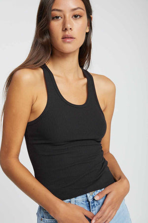 DEMI TOP - Black