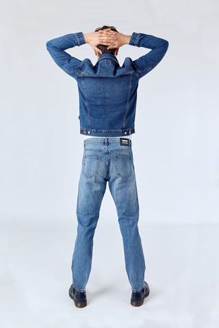 GUS JEANS - Light Blue Wash