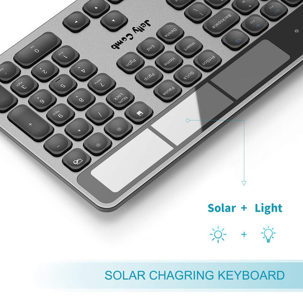 K043, The Keyboard That Frees You From Charging & Battery Hassles