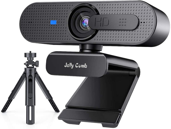 Jelly Comb Computer USB Webcam 1080P