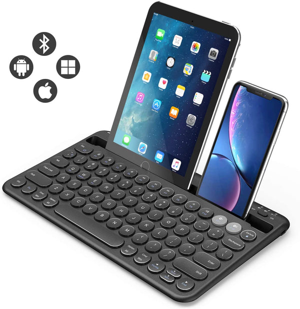 Jelly Comb Rechargeable Wireless Bluetooth Keyboard Review