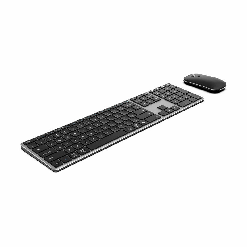 KM62-3 Multi-Device Keyboard & Mouse Combo