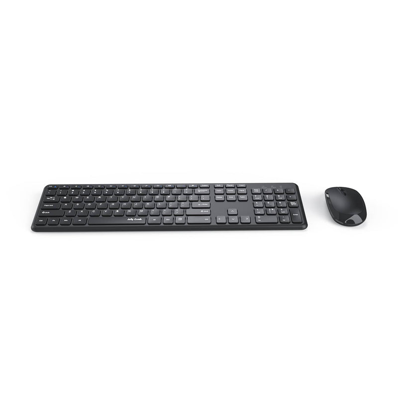 KUT027 Ultra-Slim Wireless Keyboard & Mouse Combo