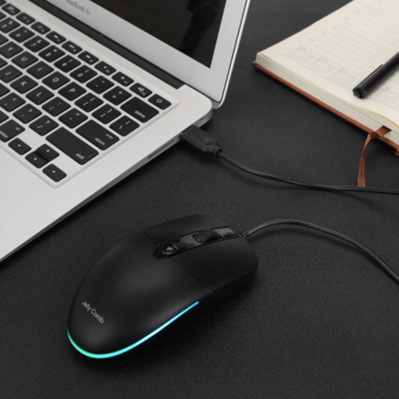 MS059 RGB Wired Mouse