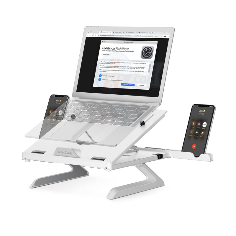 S05 Ergonomic Laptop Mount