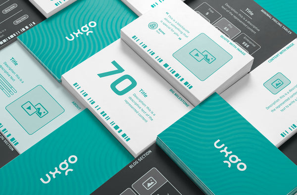 UXGO Pro (Deck + 1 Year)