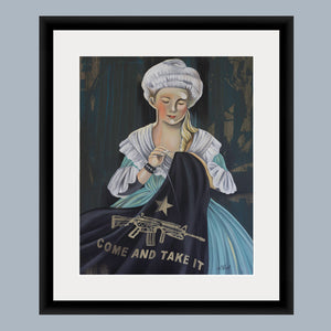 Betsy Ross Come and Take It - Choice Goods Gallery