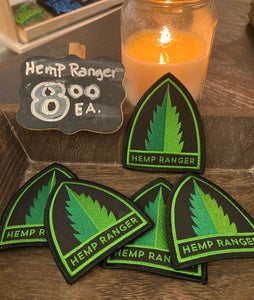 Hemp Ranger Patch