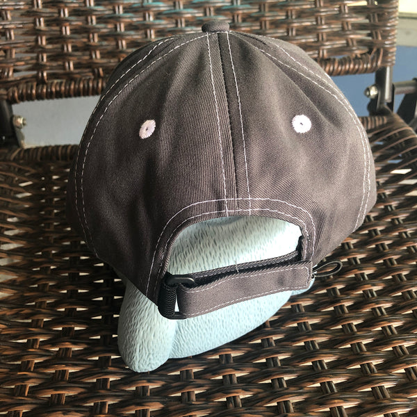 Tx Grown® Grey/Dark Grey Trucker Hat