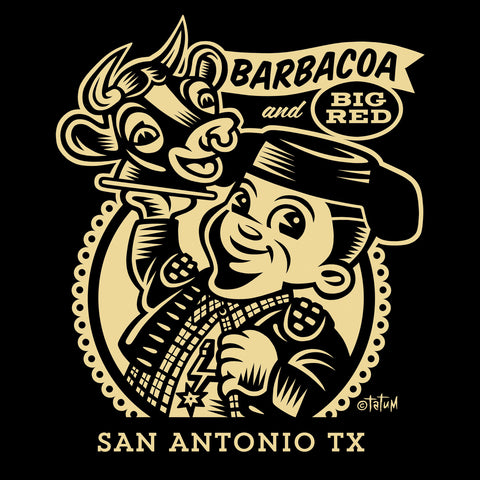 Barbacoa Bob Short Sleeve Tee - Choice Goods Gallery