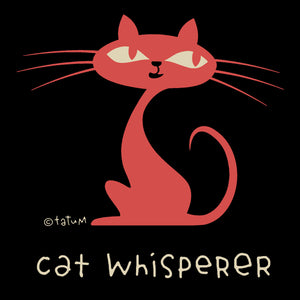 Cat Whisperer - Choice Goods Gallery