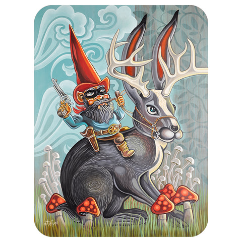 Gnome Ranger Cutting Board Large - Choice Goods Gallery