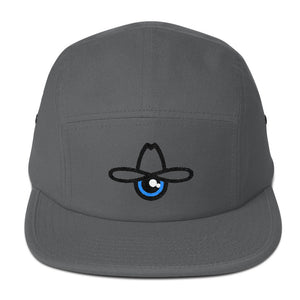 Enlightened Infinity Bozo Texino 5 Panel Camper Hat - Choice Goods Gallery