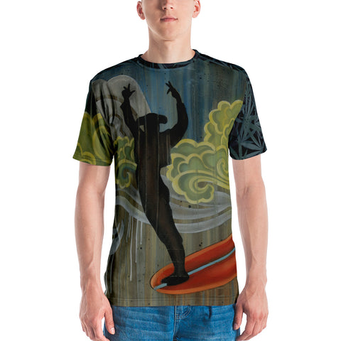 Matador Surfer All Over Print T-Shirt