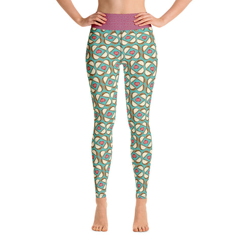 Taco Power Yoga Leggings - Choice Goods Gallery