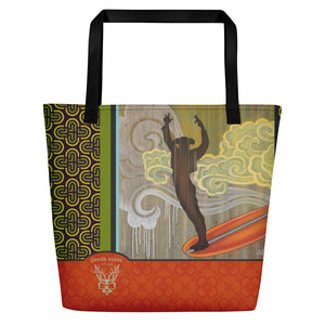 Matador Surfer Beach Bag - Choice Goods Gallery