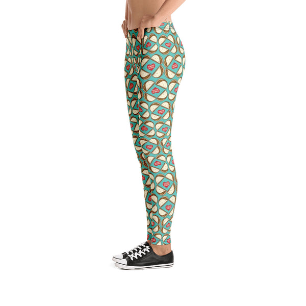 Taco Power Leggings - Choice Goods Gallery