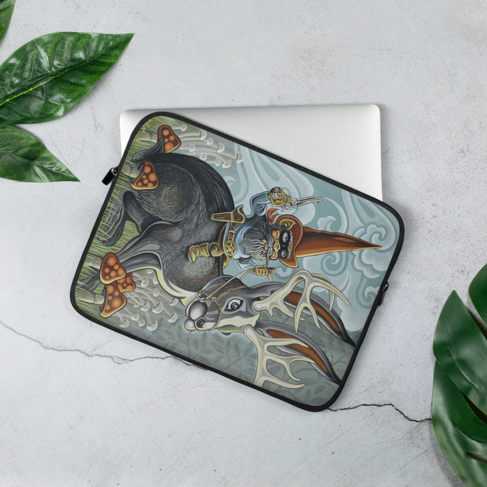Gnome Ranger Laptop Sleeve - Choice Goods Gallery