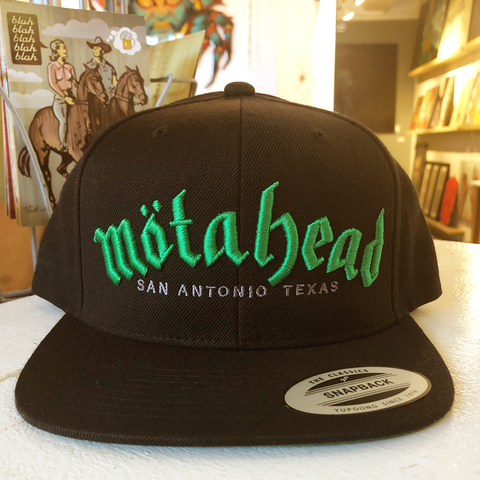 Motahead Hat - Choice Goods Gallery