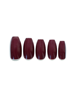 OXBLOOD - Coffin Nails