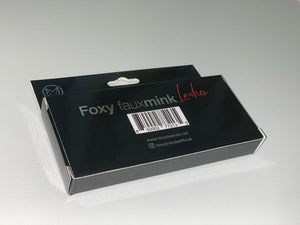 Foxy Fauxmink Eye Lashes Model  Z4,