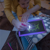 3D Graffiti Drawing Board Draw with Light For Children