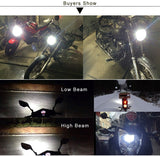 Motorcycle Scooter LED Bulb